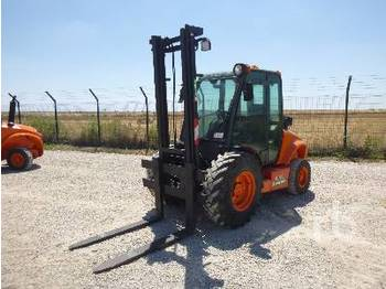 AUSA CH250 4x2 - arazi tipi forklift