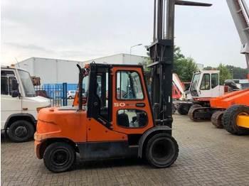 Forklift Doosan Heftruck, 5 ton diesel,