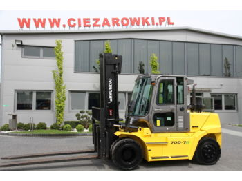 Forklift HYUNDAI FORKLIFT 70D-7A NEW: fotoğraf 1