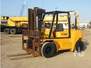 Forklift HYUNDAI HDF50-III 5 Ton: fotoğraf 1