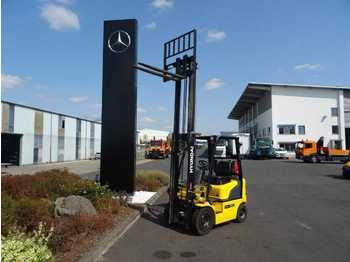 Forklift Hyundai 18L - 7M / LPG - Treibgas / nur 225h!