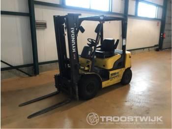 Forklift Hyundai 25D-7E: fotoğraf 1