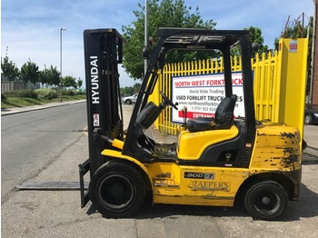 Forklift Hyundai 30D-7: fotoğraf 1