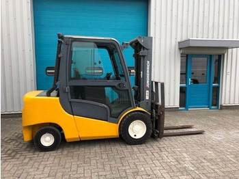 Forklift Jungheinrich DFG 435, Heftruck, 3,5 ton