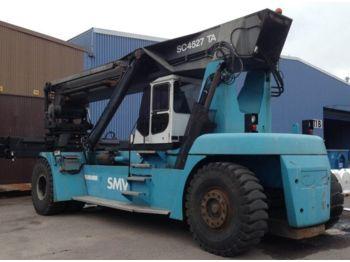 SMV Konecranes SC 45-27 TA5 reach stacker  - reachstacker