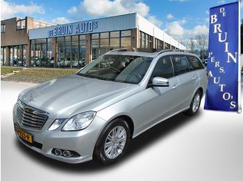 Mercedes-Benz E-Klasse 220 cdi Elegance Autom. Combi - binek araba