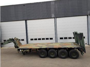 KASSBOHRER SLT50-2 - alçak çerçeveli platform dorse