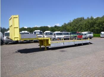 Alçak çerçeveli platform dorse Robuste Kaiser Semi-lowbed trailer 8.2 m / 33 t + ramps: fotoğraf 1