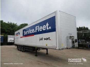 Schmitz Cargobull Dryfreight box Double deck - kapalı karoser dorse