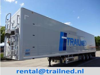 Knapen Trailers K200 - 92m3 High Pressure Cleaner - kayar zemin dorse
