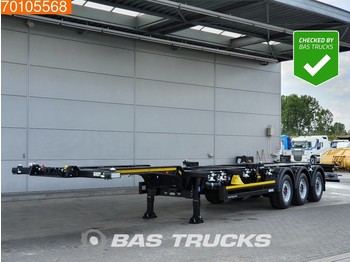 Kögel Port-MAXX 40 Simplex *New Unused* 3 axles Ausziehbar 2x20-1x30-1x40 ft. - konteynır taşıyıcı/ yedek karoser dorse