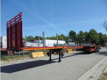 Broshuis 31N0-EU - platform dorse