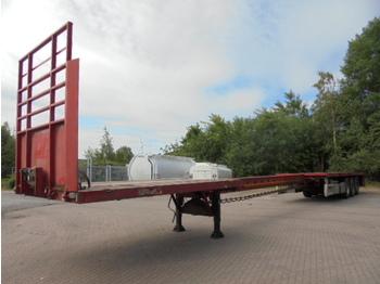 Floor FLUO-18-27F1 - platform dorse