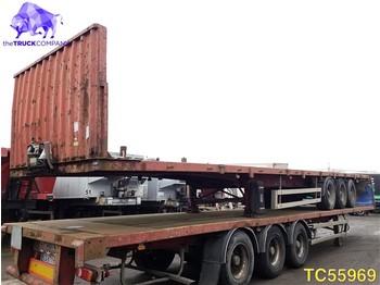 General Trailer Flatbed - platform dorse