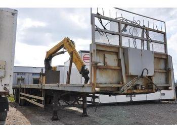 Harryda Slap SHB 280 N - platform dorse