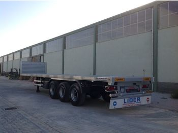 LIDER 2020 YEAR NEW MODELS containeer flatbes semi TRAILER FOR SALE (M - platform dorse