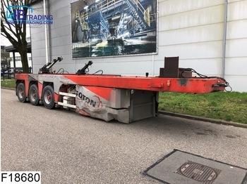 Langendorf SGL 3 Concrete slab / Betonplaten transport - platform dorse