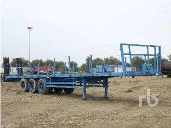 SCHWARZMULLER 13.3 M x 2.5 M Tri/A - platform dorse