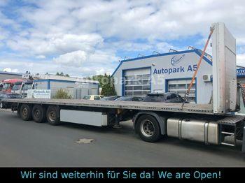 Schmitz Cargobull Plattform Auflieger Verzinkt Staplerhalterung  - platform dorse