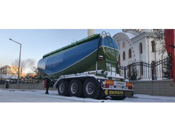 EMIRSAN 2020 CEMENT TANKER TRAILER 30 M³ FROM FACTORY - tank dorse