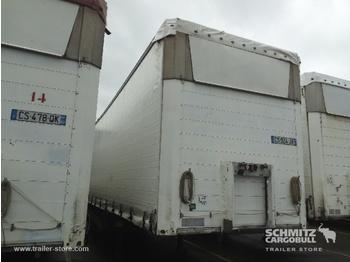 Schmitz Cargobull Curtainsider Mega - tenteli dorse