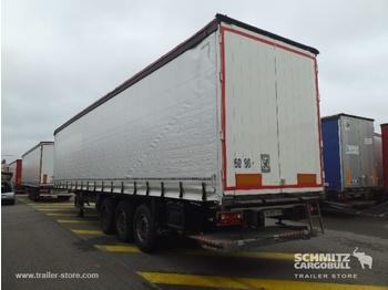 Schmitz Cargobull Curtainsider Standard Taillift - tenteli dorse