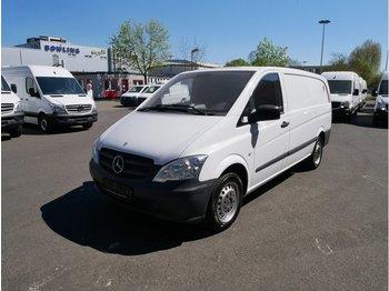MERCEDES-BENZ Vito Kasten 110 CDI lang mit Werkstatteinbau - furgon