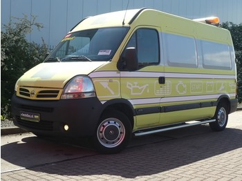 Nissan Interstar  2.5 dci 120 lang, ho - furgon