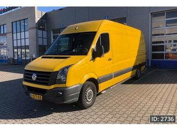 Volkswagen Crafter Euro 6, NL BUS APK 20-10-2020 - furgon