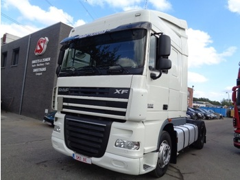 Dragbil DAF 105 XF 460 Spacecab Zf intarder Top 1a