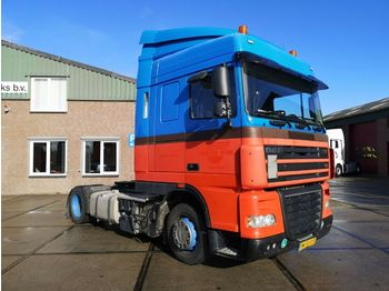 Dragbil DAF FT XF105 Space Cab | Automaat | NL Truck!!