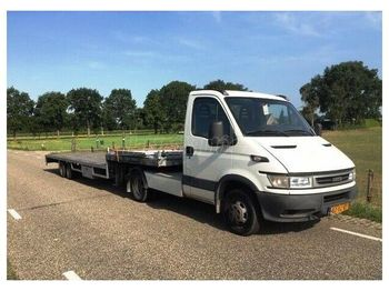 IVECO IVECO DAILY 40 C 14 BE DAILY 40 C 14 BE - dragbil