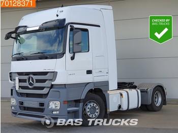 Mercedes-Benz Actros 1844 4X2 Retarder PowerShift 2x Tanks MegaSpace Euro 5 - dragbil
