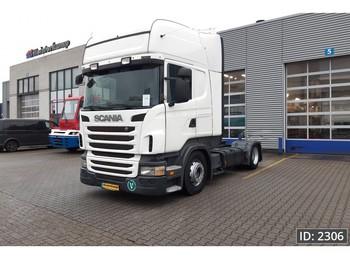 Scania R440 Topline, Euro 5, Intarder - dragbil