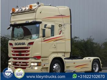 Dragbil Scania R520 tl v8 ret. special