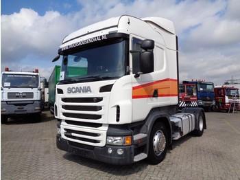 Scania R 400 + Euro 5 + Retarder + AdBlue - dragbil
