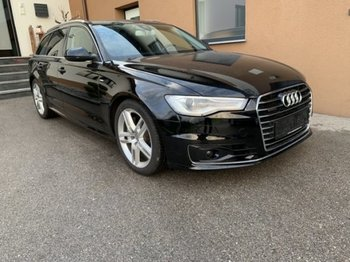 Audi A6 3,0 Tdi, Quattro, S-line, Bose , Getriebe Neu - лек автомобил