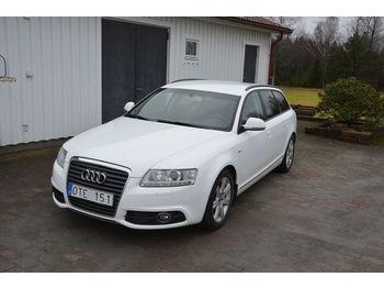 Лек автомобил Audi A6 TDI