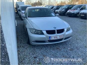 BMW 318d - лек автомобил