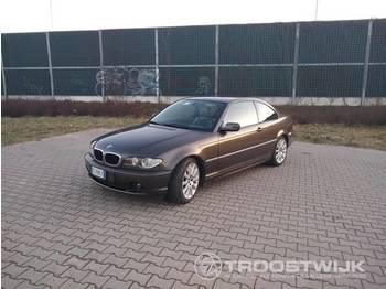 BMW 320 CD 2.0 - лек автомобил