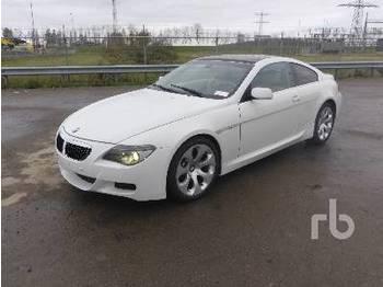 BMW 645 - лек автомобил
