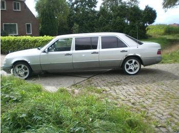 Mercedes-Benz Boonacker (Pullmann) 6-Türer W 124 LANG  - лек автомобил