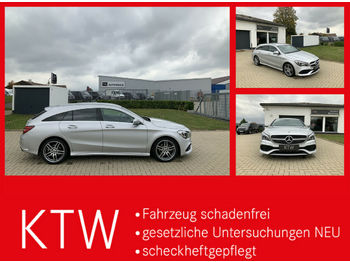 Лек автомобил Mercedes-Benz CLA 180 Shooting Brake AMG-Line,7GT,LED,Navi