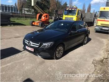 Лек автомобил Mercedes-Benz C 200 bluetec