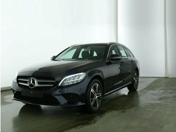 Лек автомобил Mercedes-Benz C 200 d T AVANTGARDE 9G AHK COMAND Kamera Distr.
