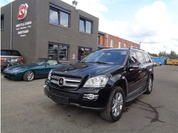 Лек автомобил Mercedes-Benz GL-Klasse 420 CDI Megavoll ALLES FULL!
