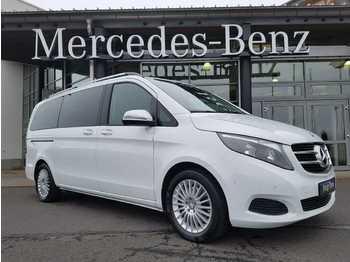 Лек автомобил Mercedes-Benz V 220 d EDITION 8 Sitze SHK Stdheiz Kamera Sport: снимка 1