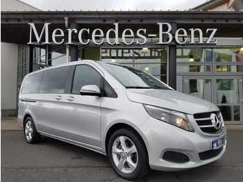Лек автомобил Mercedes-Benz V 220d Lang+7G+8-SITZE+NAVI+BT+ PARK+KAMERA+17'