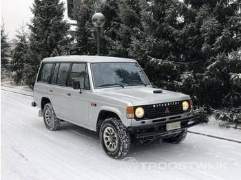 Mitsubishi Pajero I - лек автомобил