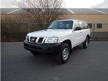 Лек автомобил Nissan Unknown